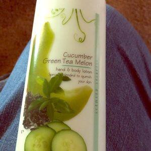 NWOT - - Hand & Body Lotion Cucumber Melon 20 Oz.